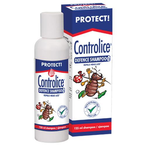 Controlice Defence Shampoo