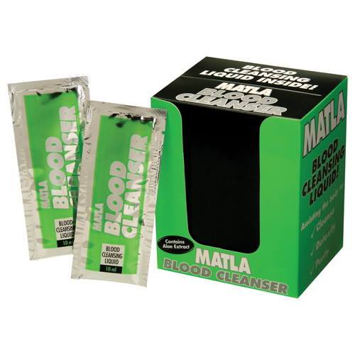 Matla Blood Cleanser 10ml Sachet
