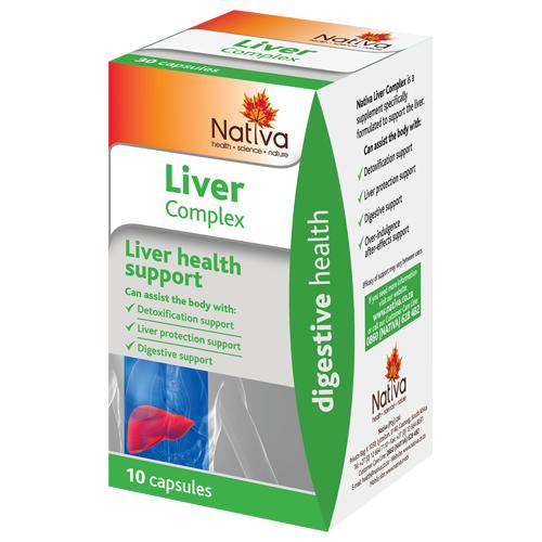 Nativa Range Liver Complex 60s