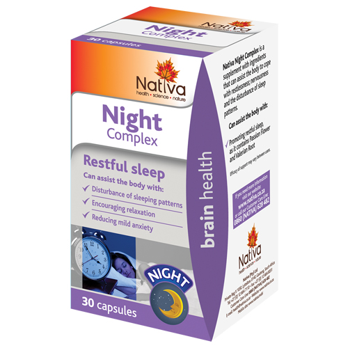 Nativa Range Night Complex 30's