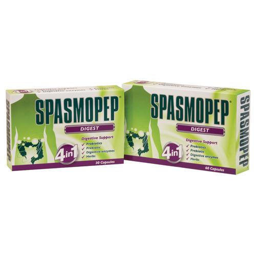 Spasmopep Digest 60s