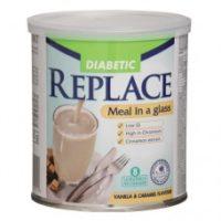 Replace Diabetic Rich Caramel Vanilla 425g