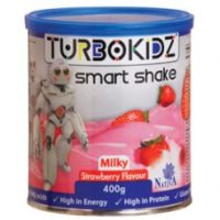 TurboKidz Smart Milkshake Strawberry 400g